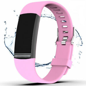 Fitness Tracker Watch Waterproof With Heart Rate Monitor, Activity Tracker