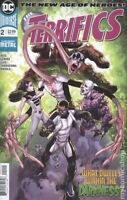 Terrifics #2 DC Comic 1st Print 2018 unread NM