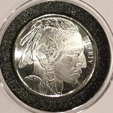 Buffalo Indian Head 1/2 Troy Oz .999 Fine Silver Liberty Coin Round Medal