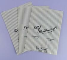 K.A.J. Chotirmall & Co. 41-43 High St Singapore, Old Shop Advertising Paper Bags