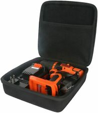 Hard Travel Case MAX Lithium Ion Cordless Drill Driver Power Hand Tools New