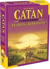 Board Games--Catan - Traders & Barbarians 5-6 Player Board Game Expansion