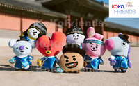 BTS BT21 Official HANBOK Edition Standing Doll Authentic KPOP MD + Tracking Num