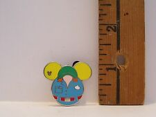 WALT DISNEY COSTUMES ICON HIDDEN MICKEY HEAD MUPPET VISION 3D 2015 TRADING PIN