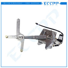 Power Window Regulator for Chevy Blazer GMC Envoy Jimmy Front Left with Motor