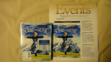 Signed Julie Andrews DVD + Blu-Ray Sound of Music 45th Anniversary Edition Rare
