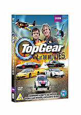 TOP GEAR AT THE MOVIES DVD. NEV AND SEALED.