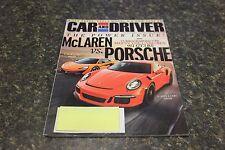 CAR AND DRIVER THE POWER ISSUE! McLAREN VS. PORSCHE JUNE 2016 VOL.61 #12 9248-1