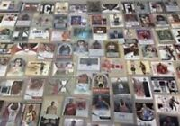NBA 12 Card Hot Pack! Guaranteed 3 Autograph / Game Used Jersey Cards Basketball