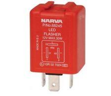 Narva 12 Volt 3 Pin Electronic LED Flasher 68245BL