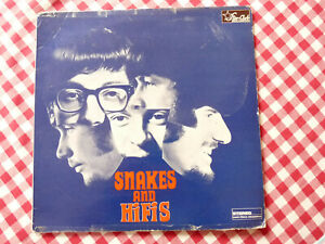 The Hifis, Snakes and Hifis, Star Club Record, 158035 STY