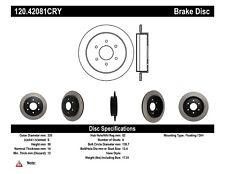 Premium Disc-Preferred fits 2004-2009 Nissan Titan Armada Pathfinder Armada  CEN
