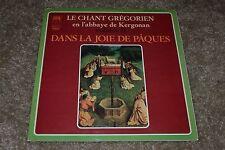 Le Chant Gregorien~Volume II~Dans La Joie De Paques~Arion ARN 30 A 134~FAST SHIP