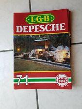 LGB Depesche Heft Nr. 71