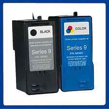 5 Ink Cartridges Bk & Colour for Dell Series 9 All in One 926 V305 V305w