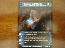 Star Wars TCG AOTC x8 Commerce Guild Starship