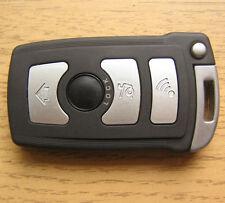 Replacement 4 Button Remote FOB Flip Smart Key Case BMW 7 SERIES E65 E66 E67 E68