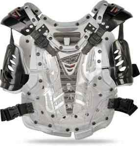 FLY Convertible II Protective Armor Gear Motocross Chest Junior Roost Guard