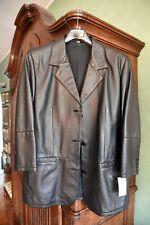 Giacca pelle donna wome's leather jacket Lederjacke für Damen veste cuir femme
