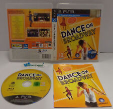 Console Game Gioco SONY Playstation 3 PS3 PAL ITALIANO - DANCE ON BROADWAY -