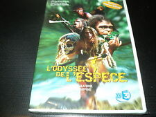 "DVD NEUF ""L'ODYSSEE DE L'ESPECE"" film documentaire de Jacques Malaterre"