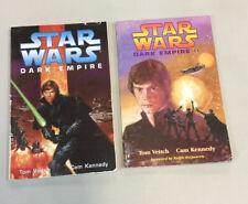 Star Wars Dark Empire 2nd Print And Dark Empire II 3rd Paperback Dark Horse Tpb
