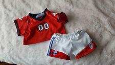 Build A Bear Wnba Basketball Jersey & Shorts