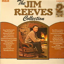 """12"""" DLP Jim Reeves The Collection (Roly Poly, Welcome To The World) RCA"""