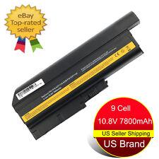 Laptop Battery for IBM Lenovo Thinkpad T60 T61 Z60 Z61 R60 R61 SL300 SL500 US