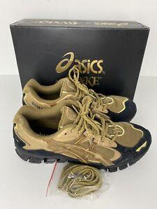 Asics x Awake NY Gel-Kayano 5 360 In Rich Gold/ Black 1021A244-200 Size 10