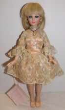 """Candy Spelling Claudia Fantasy Doll Gorgeous Detail 17"""" Collector Dressed Heels"""