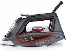 Black And Decker X2050 220 Volt Steam Iron 220V-240V International Export Only