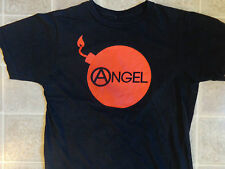CRISS ANGEL bomb logo T-SHIRT SM magic magician tv show performer illusionist