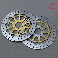 Front Brake Disc Rotor For Ducati MONSTER 400 600 620 800 900 S2R S4R S4 B SS