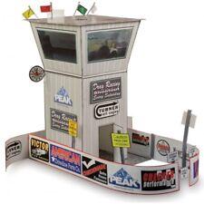 "Innovative Hobby ""Race Tower"" 1/64 HO Slot Car Scale Photo Building Kit"