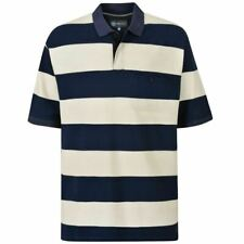 Mens KAM BIG Polo Shirt Short Sleeve Casual Rugby Pique Cotton Summer 2-8XL