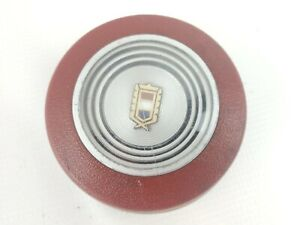 Ford Fairmont Red Burgundy Steering Wheel Horn Button D8BC-3A515-HWA 78-81