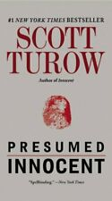 Complete Set Series Lot of 11 Kindle County Legal books by Scott Turow Innocent