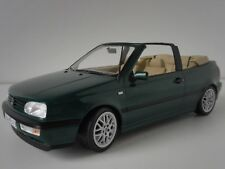 VW Golf 3 Cabriolet From NOREV in 1 18 Green VOLKSWAGEN 188431