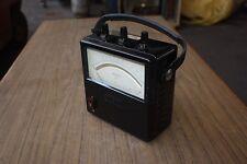 YEW Vintage Yokogawa Electric Works 150V Portable AC VOLTMeter case 2011