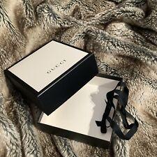100% Authentic gucci empty gift box Storage Box 19*19*7cm