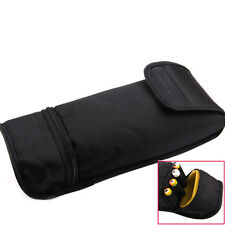 Portable flash bag case pouch cover for Canon 430EX 580EX 430EX II  580EX II