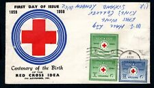 Pakistan - 1959 Red Cross First Day Cover