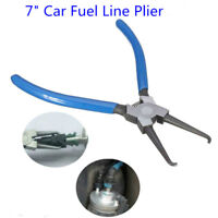 "7"" Car Fuel Line Petrol Clip Pipe Hose Connector Quick Release Removal Pliers"