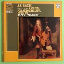 J.S. Bach* - Janos Starker-Violoncelle Seul-PHILIPS