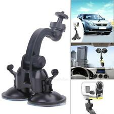 "1/4"" Screw Suction Cup Type Car Tripod Mount Holder For Xiaomi GoPro Hero Series"