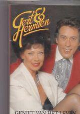 Gert&Hermien-Geniet Van Het Leven music Cassette