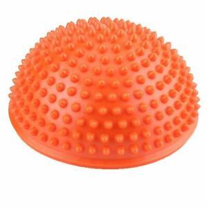 Hedgehog Balance Pod Yoga Exercise Athlete Home Gym Fitness Trainer(Orange)