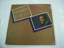 EDDIE KENDRICKS - AT HIS BEST - LP VINYL UK PRESS EXCELLENT - TEMPTATIONS