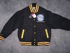 Mitchell & Ness Penguins wool jacket size 2xl new with tags retail 400$